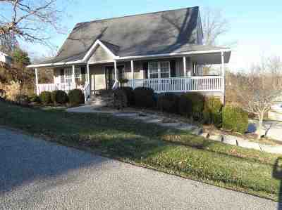 Ashland Single Family Home Pending-Continue To Show: 7764 Tucker Road