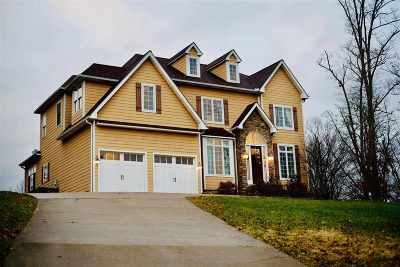 Greenup County Single Family Home For Sale: 913 The Oaks Drive