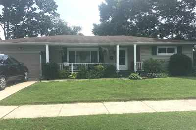 Lawrence County Single Family Home For Sale: 1608 Charlotte Street