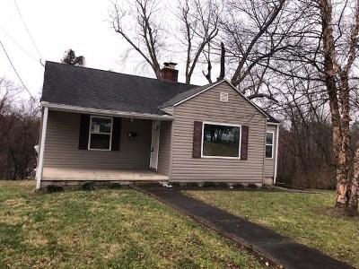 Ashland Single Family Home Active-New: 2036 Moore Street