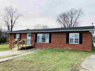 Greenup County Single Family Home Pending-Continue To Show: 2615 Roberts St.