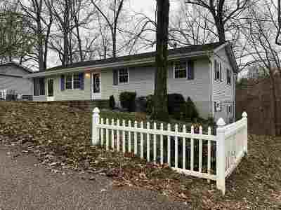 Greenup County Single Family Home For Sale: 627 Mary Ellen Drive