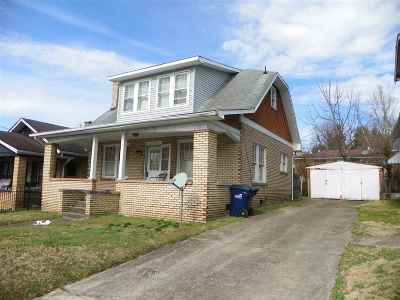 Ashland Single Family Home For Sale: 1409 Maxwell Street