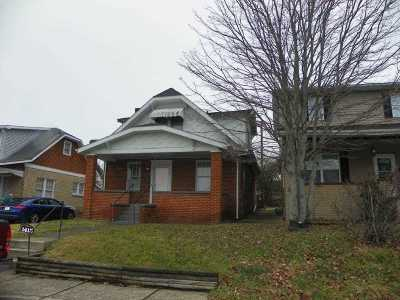 Ashland Single Family Home For Sale: 1413 Maxwell Street