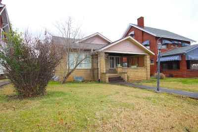 Ashland Single Family Home For Sale: 1611 Blackburn Avenue
