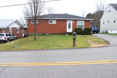 Ashland Single Family Home For Sale: 3420 Floyd Street