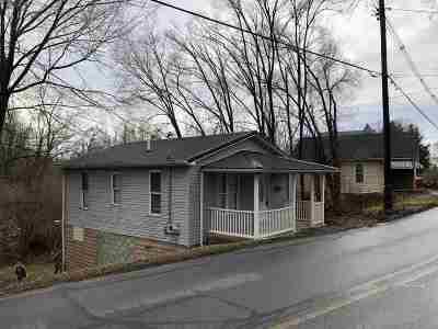 Ashland Single Family Home For Sale: 332 Blackburn Ave