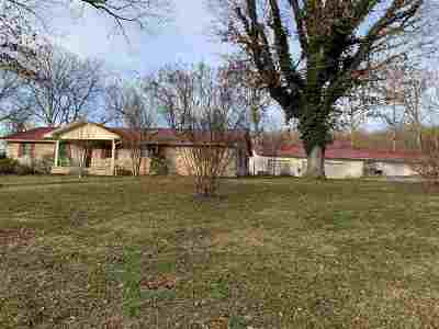 Greenup County Single Family Home For Sale: 231 Hatfield Road