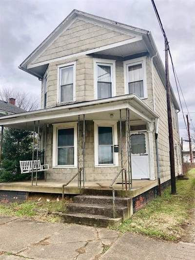 Lawrence County Single Family Home Pending-Continue To Show: 614 Etna Street