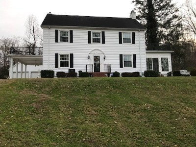Greenup KY Single Family Home For Sale: $319,900