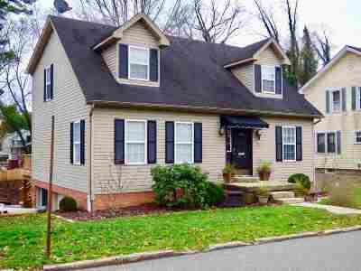 Ashland Single Family Home Pending-Continue To Show: 2200 Coburn Avenue