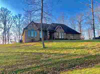 Catlettsburg Single Family Home For Sale: 22033 Country Club Drive