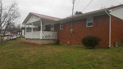 Greenup County Single Family Home For Sale: 18 Fannin Hill