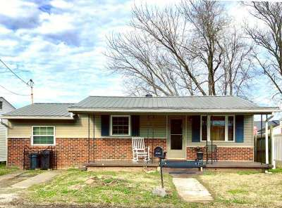 Greenup County Single Family Home For Sale: 805 Jefferson Avenue