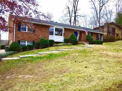 Ashland Single Family Home Pending-Continue To Show: 10516 Cedar Hill Drive