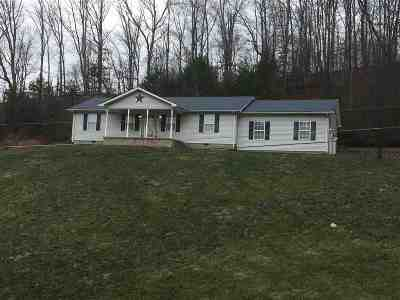Catlettsburg Single Family Home For Sale: 3700 Whispering Oaks