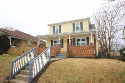 Ashland Single Family Home Pending-Continue To Show: 2940 Hackworth Street