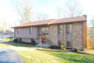 Ashland Single Family Home Pending-Continue To Show: 1618 Fairhill Drive
