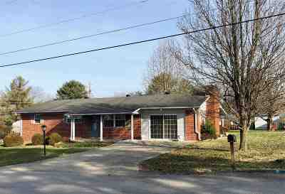 Carter County Single Family Home For Sale: 304 Poplar Heights