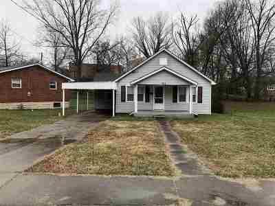 Ashland Single Family Home For Sale: 1314 Beech Street