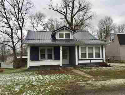 Greenup County Single Family Home For Sale: 824 Highland Avenue