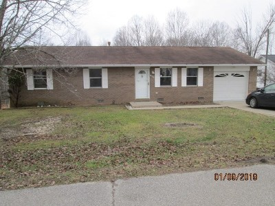 Greenup County Single Family Home For Sale: 571 Wild Cherry Circle