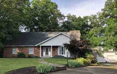 Ashland KY Single Family Home For Sale: $349,900