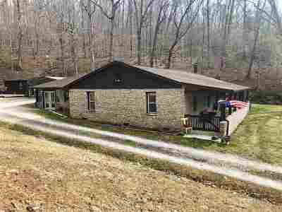 Carter County Single Family Home For Sale: 16596 W Us 60
