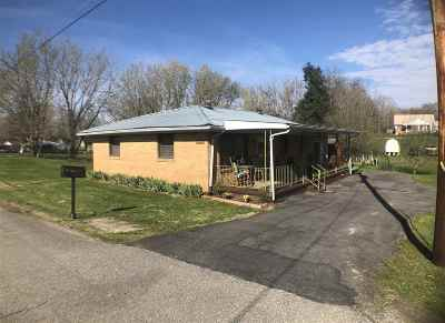 Carter County Single Family Home For Sale: 320 Virginia Ave