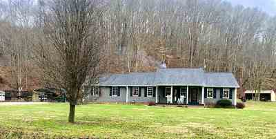 Greenup County Single Family Home Active-New: 23544 Long Branch Road