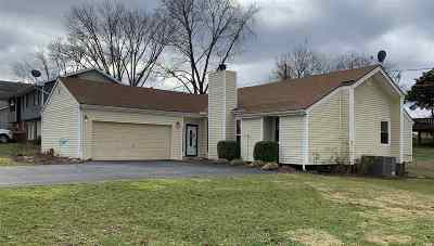 Greenup County Single Family Home Active-New: 2407 Nolan Drive