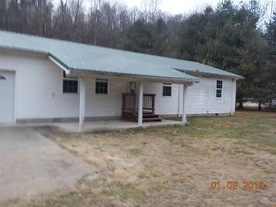 Greenup County Single Family Home Active-New: 1520 Beechy Creek Road