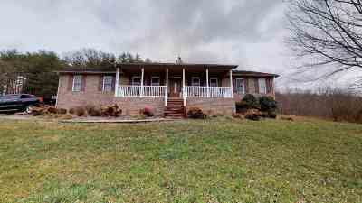 Carter County Single Family Home For Sale: 1289 Lakewood Drive
