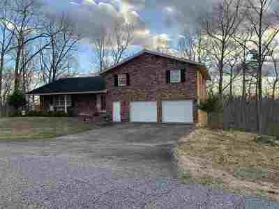 Ashland Single Family Home For Sale: 3268 Hogsten Drive