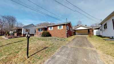 Carter County Single Family Home For Sale: 512 Holcomb Street
