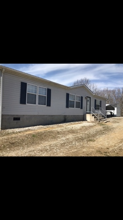 Carter County Single Family Home For Sale: 201 Hurricane Branch