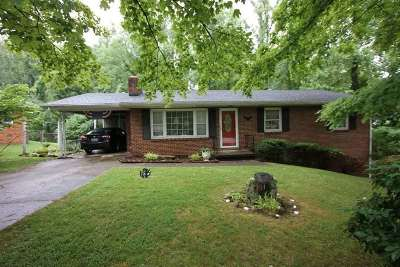 Ashland KY Single Family Home For Sale: $109,900