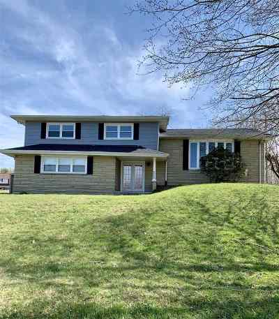 Carter County Single Family Home For Sale: 1080 Rayburn Street