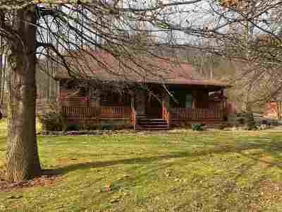 Carter County Single Family Home For Sale: 2750 State Highway 1947