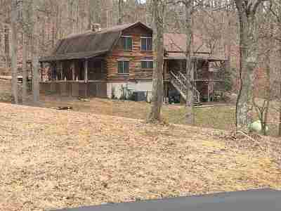 Greenup KY Single Family Home For Sale: $249,900