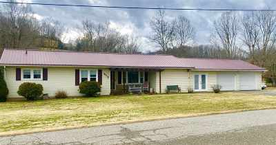 Ashland Single Family Home For Sale: 5512 Medcalf Road