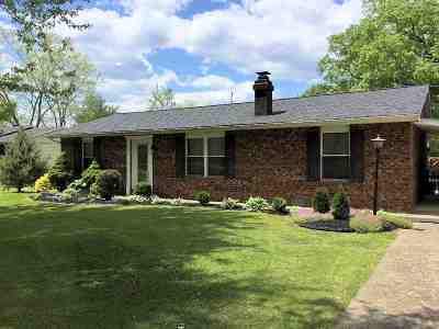 Greenup County Single Family Home For Sale: 103 Redbird Street