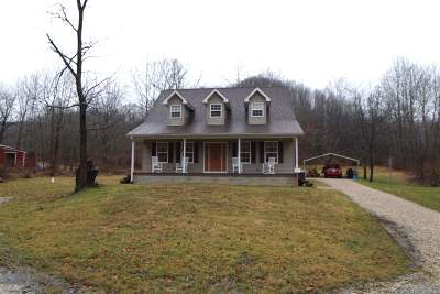 Carter County Single Family Home For Sale: 590 Gas Plant Road