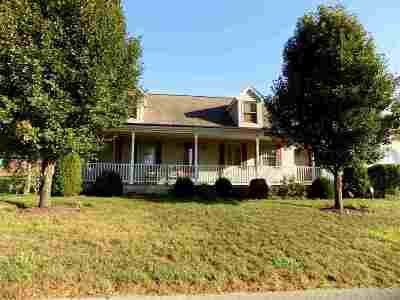 Lawrence County Single Family Home For Sale: 1015 Daisy Lane Lane