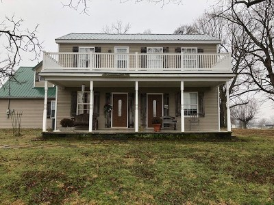 Greenup County Single Family Home Active-New: 995 Siloam Road