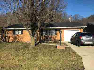 Lawrence County Single Family Home Active-New: 1761 Phillip Street