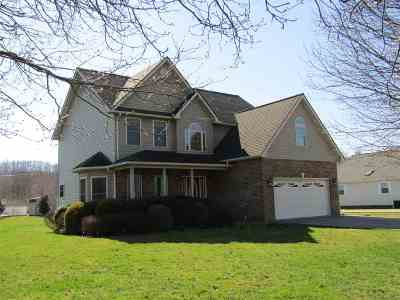 Carter County Single Family Home For Sale: 174 Challenger Rd