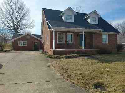 Greenup County Single Family Home Pending-Continue To Show: 1204 Hamer Street