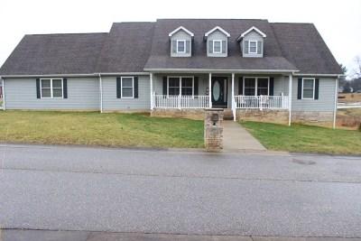 Greenup County Single Family Home For Sale: 8600 Poplar Ridge