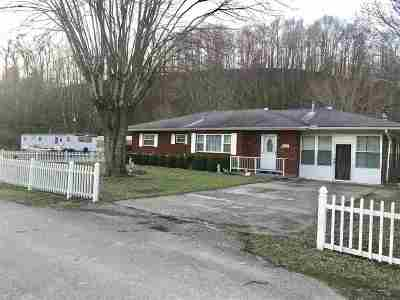 Carter County Single Family Home For Sale: 1501 Robinson Street